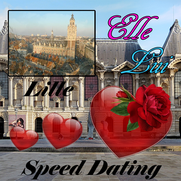 Speed Dating à Lille un mardi par mois à 20h